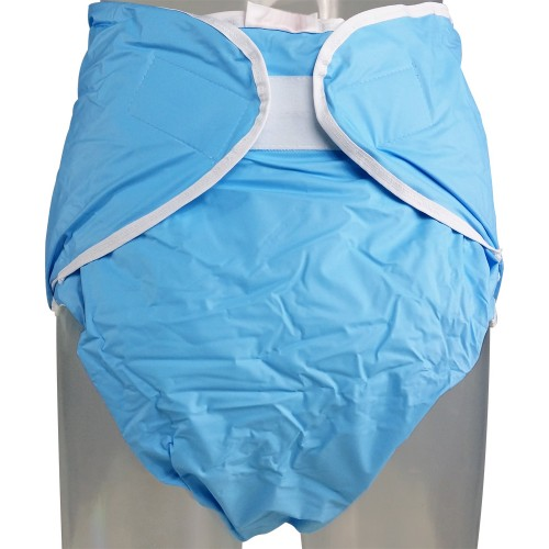 All in 1 TPU Backed Washable Incontinence Diaper (2016-TPU) €28.50