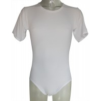 White Body With Short Sleeves (KL326-2) €12.50