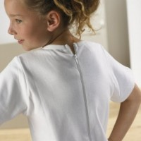 4Care Body with zipper on back and short pipe (Children Sizes) (KL329-2) €27.50