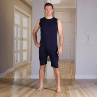 4Care Body with zipper on back and short pipe (KL330) €37.50