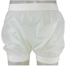 Extra Generous PVC Bloomers with Wide Elastics