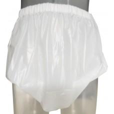 Extra Deep Pull-On Plastic Pants