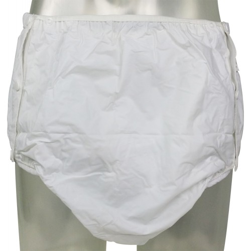 Plastic Pants with NET Pocket for Absorbent Inserts and Snaps (PB264-1) €17.50