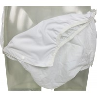 PUL Pants with NET Pocket for Absorbent Inserts and Snaps (2214-PUL) €18.50