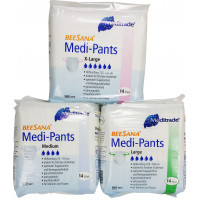 Beesana Medi-Pants, Cotton-Feel, 14 Pack (PL177-1) €12.95