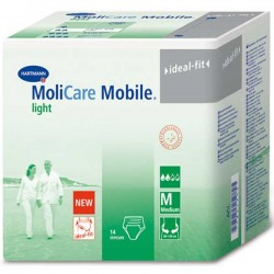 Molicare Mobile Light, Cotton-Feel, Pants