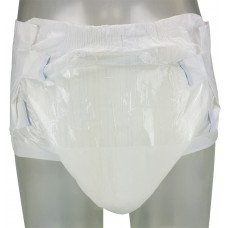 Rearz Inspire, Thick White Plastic Backed Diapers
