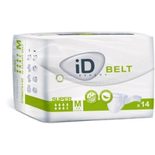 ID Expert Belt Super, Cotton-Feel, 14 Pack (PL782S-1) €9.25
