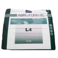 Abena Abri Form X-Plus, M4/L4, Plastic Backed (PL101-1) €23.50