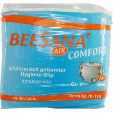BEESANA Slip Air (Cotton Feel), 15 Pack