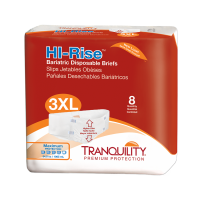 Tranquility Bariatric 3XL Hi-Rise Briefs (2192) Cotton-Feel (PL791) €19.95