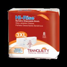 Tranquility Bariatric 3XL Hi-Rise Briefs (2192) Cotton-Feel