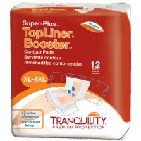 Tranquility TopLiner Contour Booster Pad (XL-6XL)