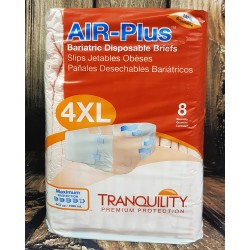 Tranquility Bariatric 4XL Air-Plus (2195) Cotton-Feel
