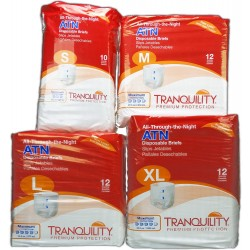 Tranquility ATN™ (All-Through-the-Night), Plastic Backed
