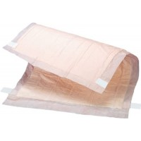Tranquility Peach Sheet Underpads