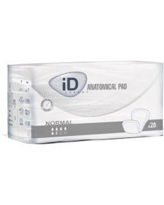 ID-Expert Anatomical Boosters, 25x53cm
