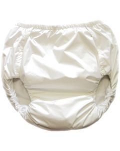 Cloth Diaper with Snaps and PVC Backing