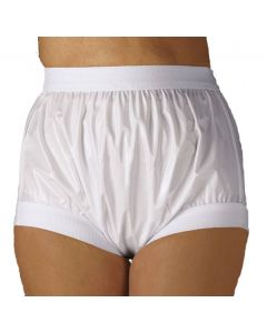 Plastic Pants With Wide Strong Soft Elastics